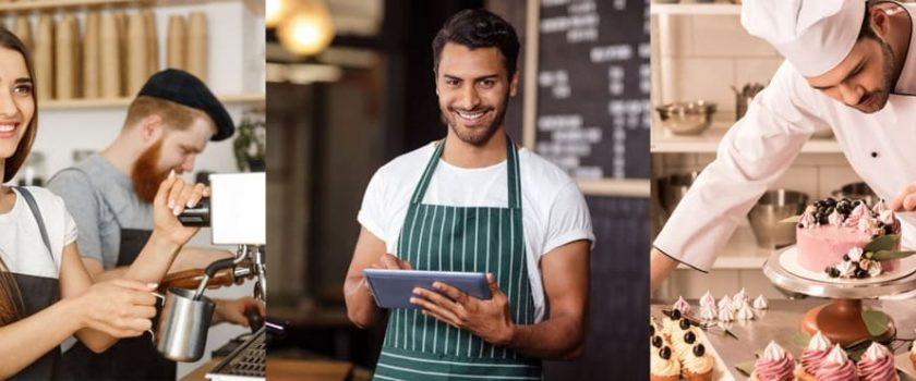 állás covid után pincér barista cukrász